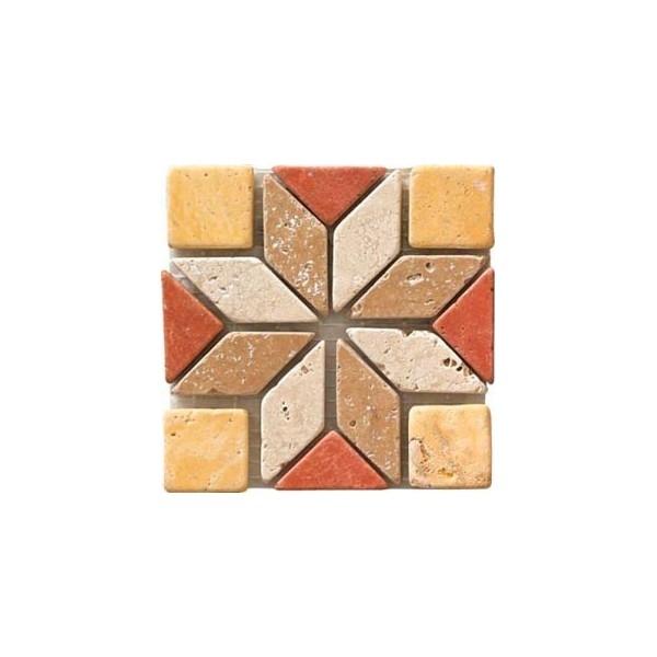 Керамический декор Del Conca Tivoli A 10х10 см стоимость