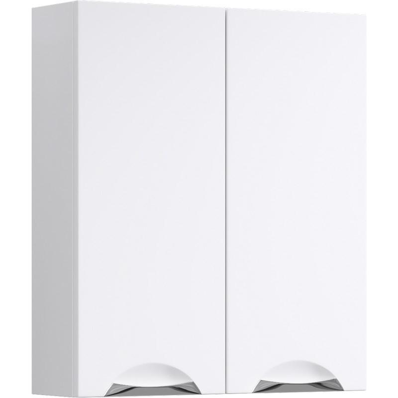 Подвесной шкаф Aqwella Лайн 60 Li.04.06 Белый шкаф пенал aqwella лайн 50 li 05 05 1 белый