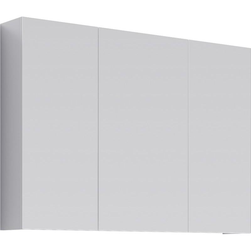 цена на Зеркальный шкаф Aqwella МС 100 МС.04.10 Белый