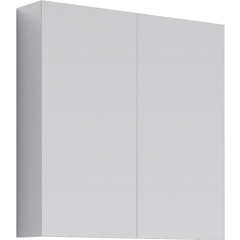 Зеркальный шкаф Aqwella МС 70 МС.04.07 Белый