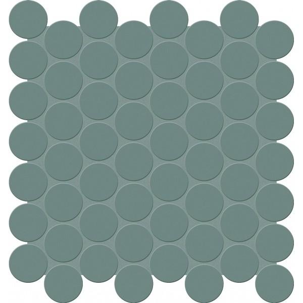 цена Керамическая мозаика Marca Corona Bold E985 Sage Tessere Round 28,8х29 см онлайн в 2017 году