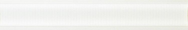 Бордюр Newker Elite White Listello 5x30см