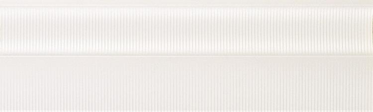 Бордюр Newker Elite White Zocalo 9x30см
