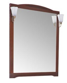 Зеркало Aquanet Луис 90 173221 Темный орех