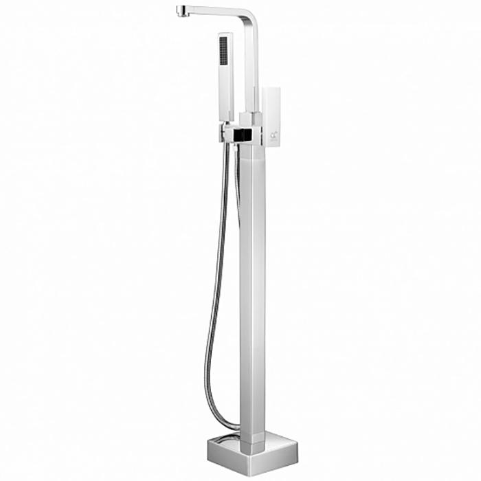 Смеситель для ванны Swedbe Spira 4005 Хром смеситель для ванны swedbe saturn 1430 хром