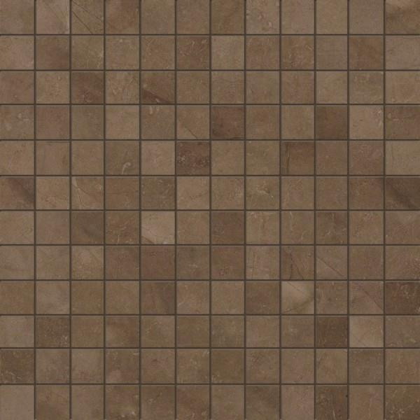 Керамическая мозаика Marca Corona Delux Bronze Tessere Riv 30,5х30,5 см керамическая мозаика marca corona delux grey tessere rombi 26х28 см