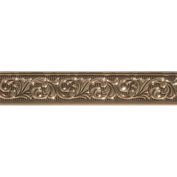 Керамический бордюр Marca Corona Delux Bronze Fregio 6х30,5 см