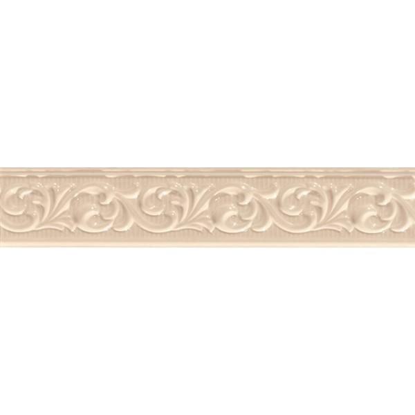 Керамический бордюр Marca Corona Delux Beige Fregio 6х30,5 см