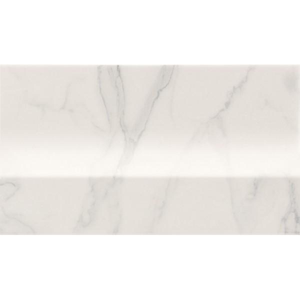 Керамический бордюр Marca Corona Delux White Alzata 17,5х30,5 см стоимость
