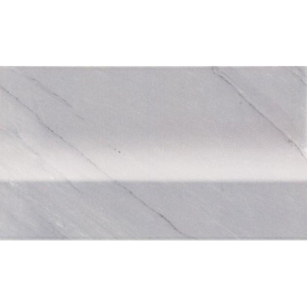 Керамический бордюр Marca Corona Delux Grey Alzata 17,5х30,5 см стоимость