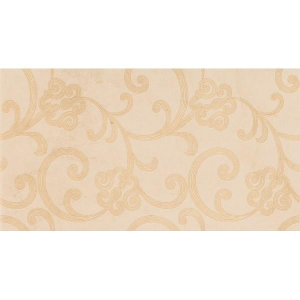 Керамический декор Marca Corona Delux Beige Fiore 30,5х56 см цена
