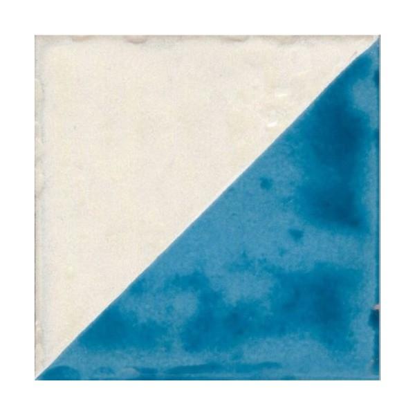 Керамический декор Marca Corona Jolie Blanc Turquoise Triangolo 8315 10х10 см в г воинов м с никулин несмещенные оценки и их применения