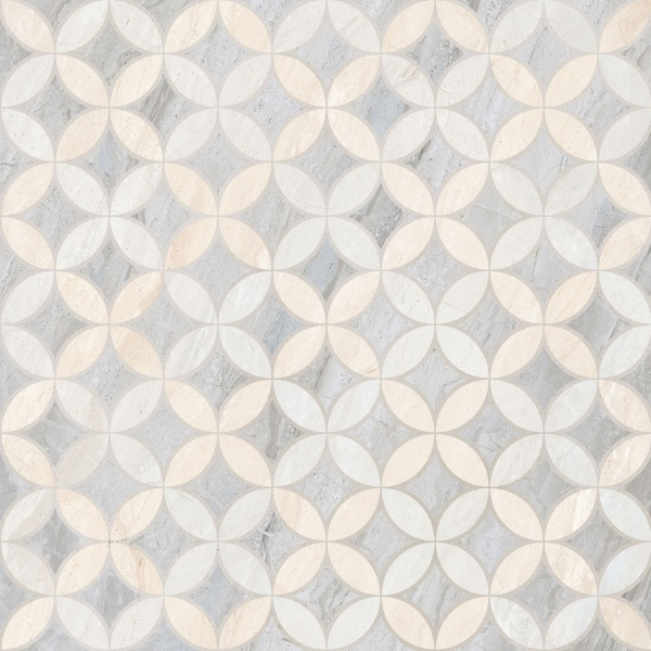 Керамический декор Vitra Aura Dec MIX LPR K949056LPR01VTE0 45х45 см