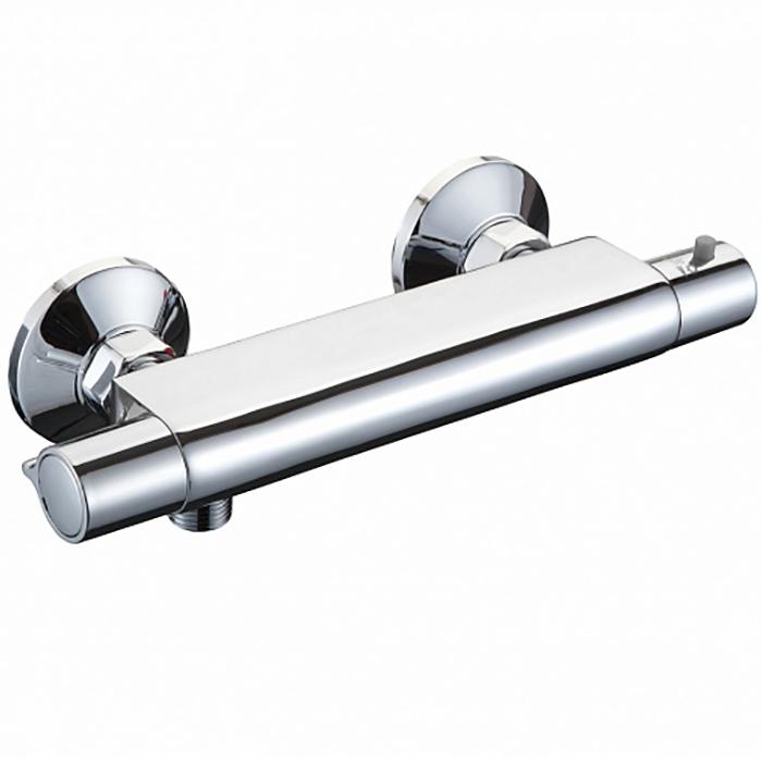 Смеситель для душа Swedbe Mercury 9050 с термостатом Хром смеситель для душа swedbe mercury 9026