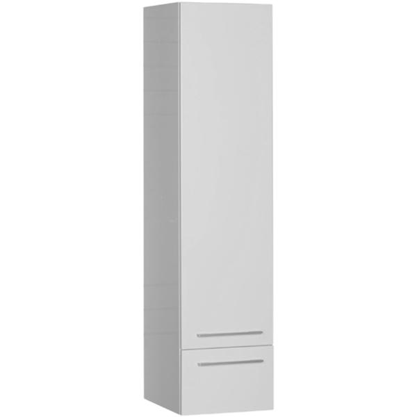 Шкаф пенал Aquanet Нота 40 165407 подвесной R Белый шкаф пенал bellezza берта 40 подвесной l бежевый