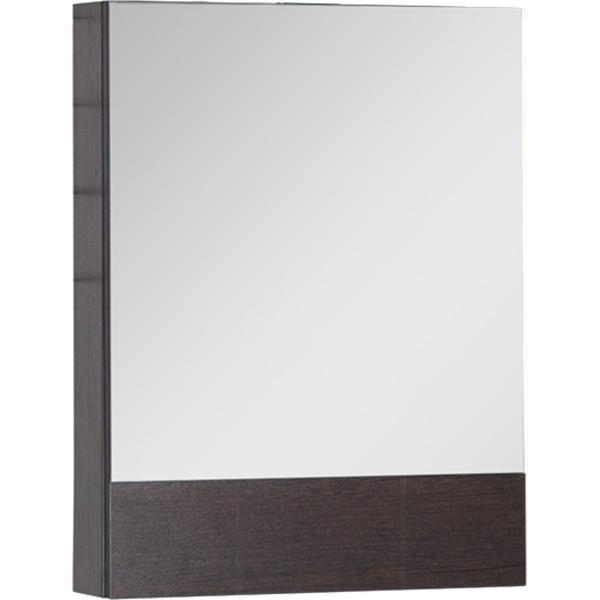 Зеркальный шкаф Aquanet Нота 50 172682 L Венге зеркальный шкаф aquanet нота 50 белый камерино 175670