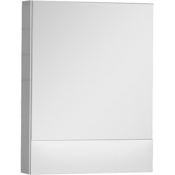 Зеркальный шкаф Aquanet Нота 50 175670 L Белый зеркальный шкаф aquanet нота 50 белый камерино 175670