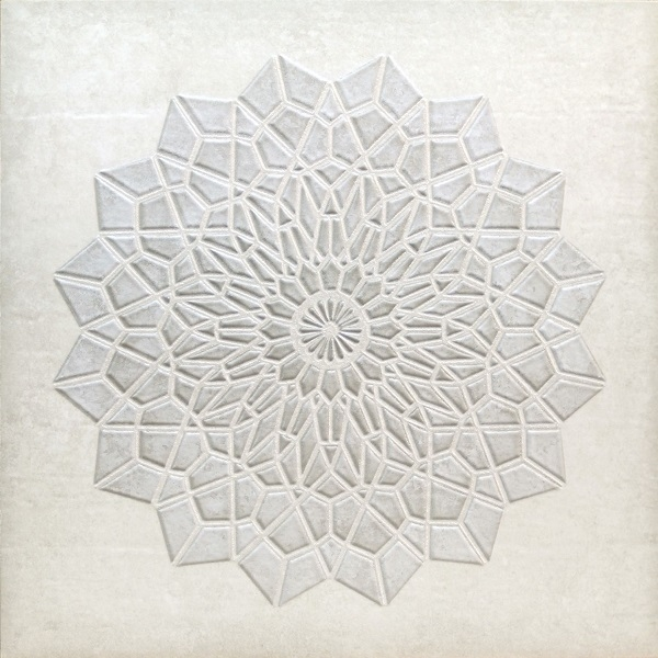 Декор Absolut Keramika Luzon Roseton 59.2x59.2см стоимость