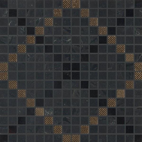Керамическая мозаика Marca Corona Newluxe Black Tessere Art 30,5х30,5 см керамическая мозаика marca corona newluxe black tessere riv 30 5х30 5 см