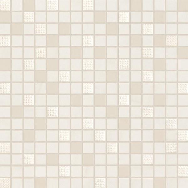 Керамическая мозаика Marca Corona Newluxe White Tessere Riv 30,5х30,5 см керамическая мозаика marca corona newluxe black tessere riv 30 5х30 5 см