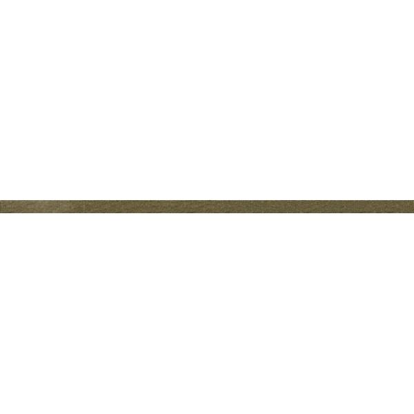 Керамический бордюр Gracia Ceramica Ottavia Moderne bronze 01 3х90 см