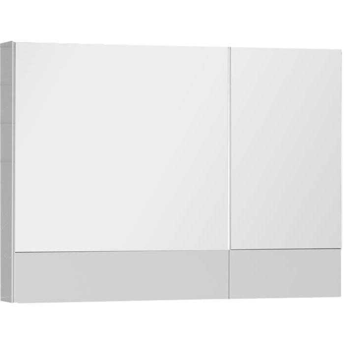 Зеркальный шкаф Aquanet Нота 90 165371 Белый зеркальный шкаф aquanet нота 50 белый камерино 175670