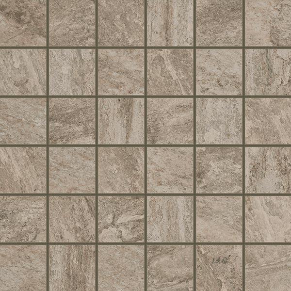 Керамическая мозаика ColiseumGres Alpi Grigio Mosaico 610080000176 30х30 см цена