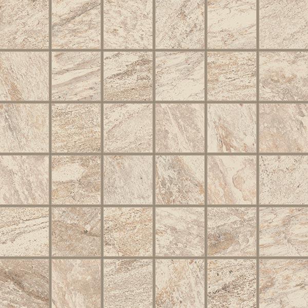 Керамическая мозаика ColiseumGres Alpi Bianco Mosaico 610080000174 30х30 см цена