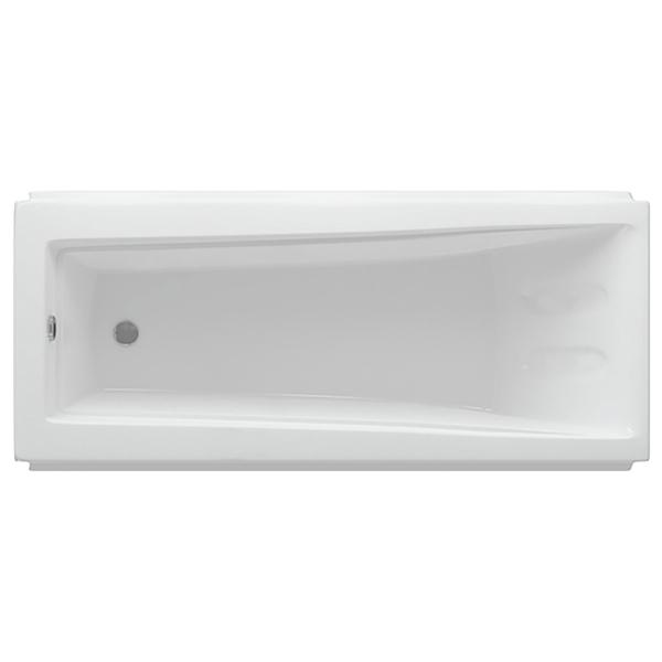 Акриловая ванна Акватек Либра 150x70 с гидромассажем плоские форсунки Бронза акриловая ванна акватек мелисса 180х95 с гидромассажем плоские форсунки бронза