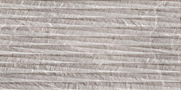 Керамическая плитка Argenta Dorset Lined Smoke настенная 25x50см