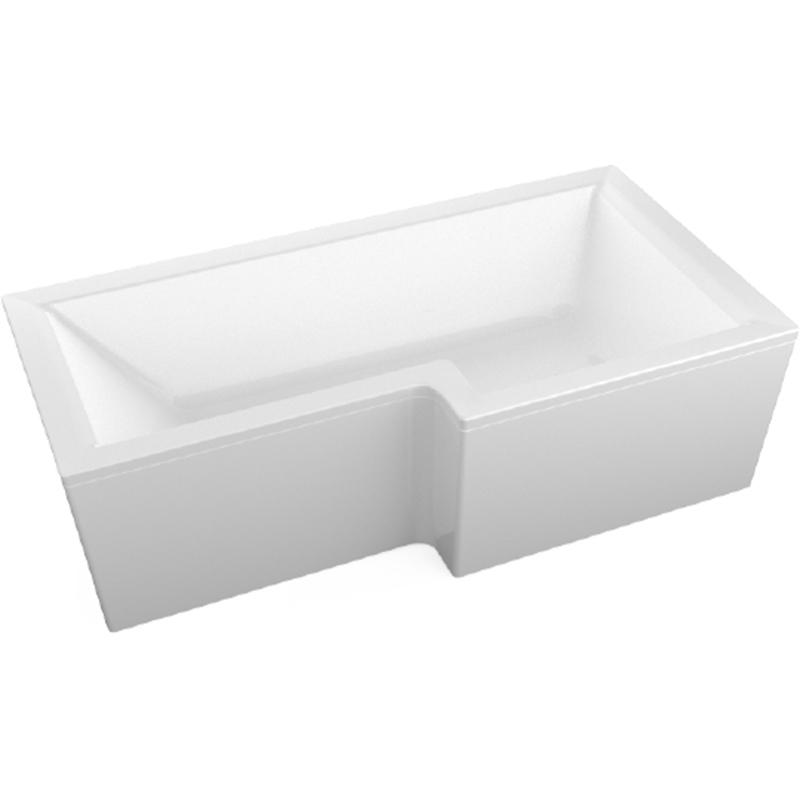 Акриловая ванна Marka One Linea 165x85 R Белая алина александровна исаева александрович избранное