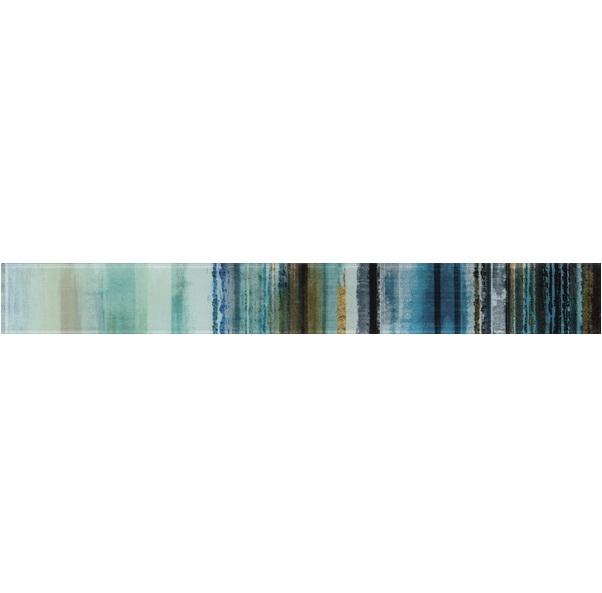 Бордюр стеклянный Ceramika Paradyz Nati Szklana Listwa 4,8х40см бордюр ceramika konskie imperial wood listwa glass 8x90