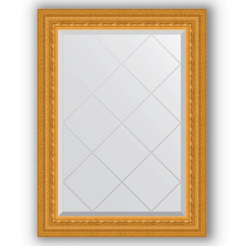 Зеркало Evoform Exclusive-G 87х65 Виньетка античная бронза зеркало evoform exclusive 165х75 виньетка античная бронза