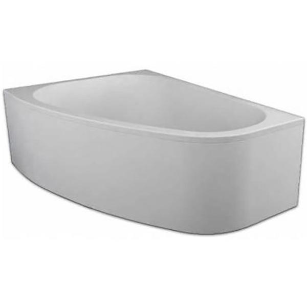 Chad 170x120 R OptimaВанны<br>Акриловая ванна Kolpa San Chad 170x120 R.<br>Правосторонняя.<br>Асимметричная угловая ванна с плавными линиями украсит любую ванную комнату.<br>Материал: акрил. Отличается прочностью и имеет гладкую поверхность без пор, что препятствует размножению бактерий и облегчает уход за ванной.<br>Размер: 170x120x65 см.<br>Конструкция: на каркасе.<br>Система гидромассажа: <br>6 форсунок Midi-Jet.<br>6 форсунок Micro-Jet для спинного массажа.<br>2 форсунки Micro-Jet для ножного массажа.<br>Пневматическое управление.<br>Регулятор подачи воздуха в гидросистему.<br>Особенности: <br>Усиленный каркас.<br>Ванна имеет увеличенную глубину, что позволяет с комфортом расположиться одному или двум людям.<br>Безупречное качество, подтвержденное европейским сертификатом.<br>В комплекте поставки: ванна с каркасом, слив-перелив click-clack.<br>