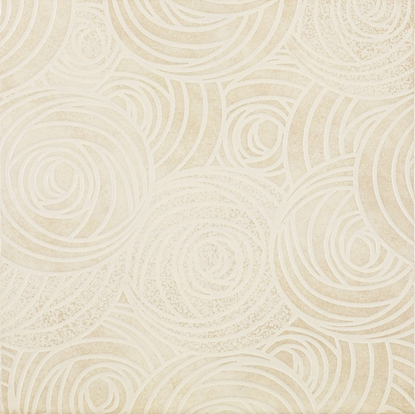 Керамический декор ColiseumGres Piemonte Камелия белый 30х30 см