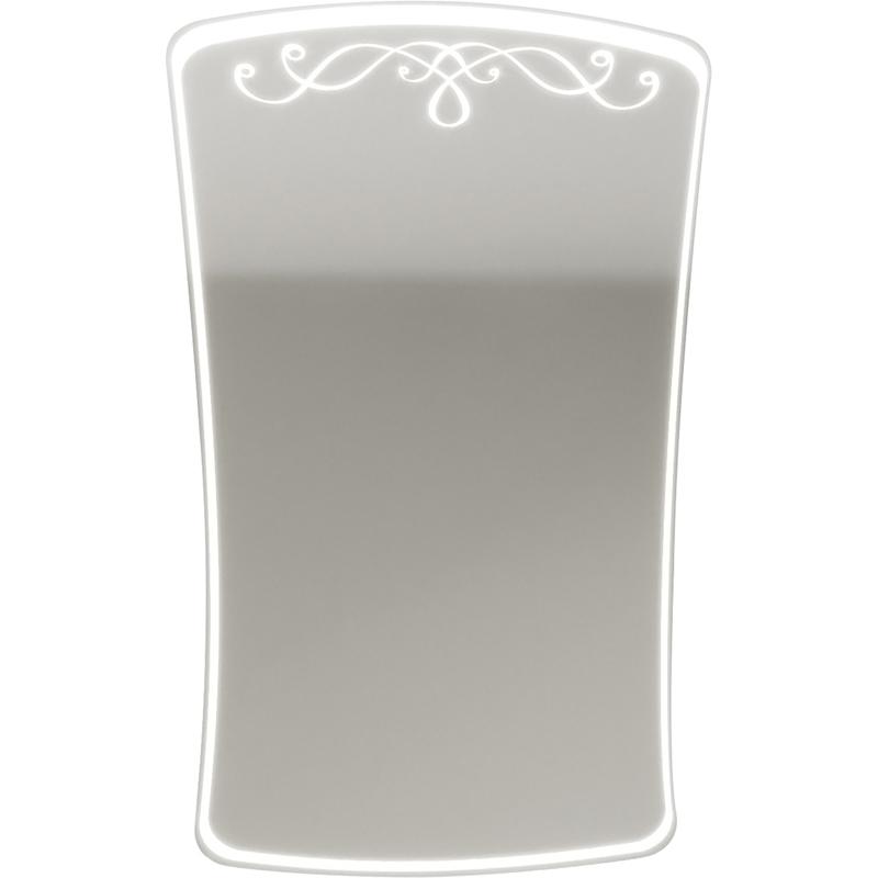 Зеркало Marka One Mix Classic 1 60 С подсветкой