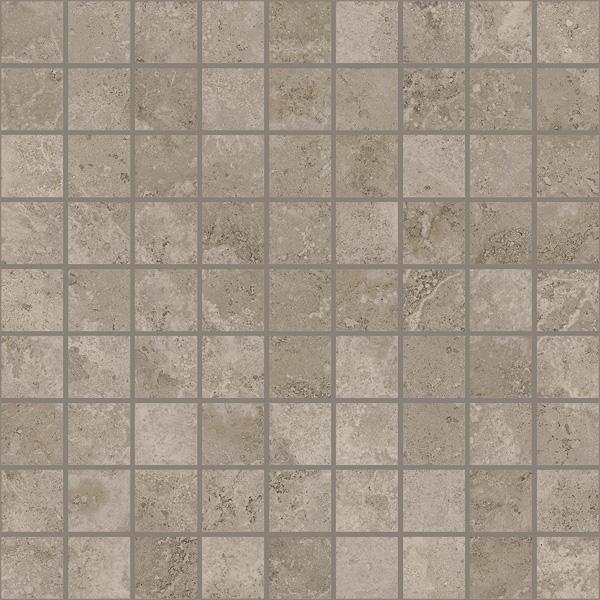 Керамическая мозаика ColiseumGres Siena Серая 30х30 см цена