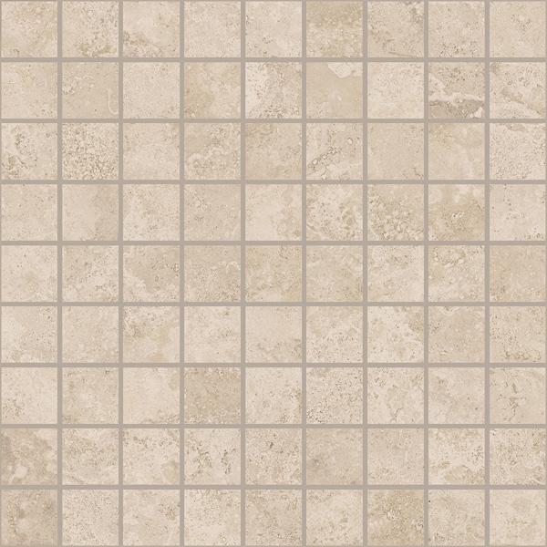 Керамическая мозаика ColiseumGres Siena Белая 30х30 см цена