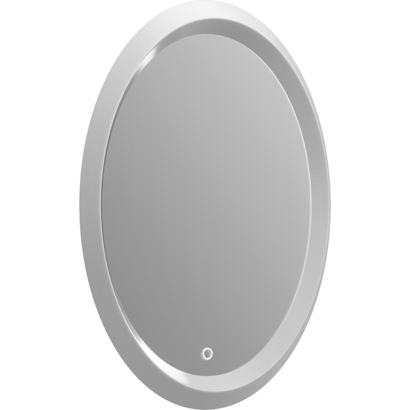 Зеркало Aima Design Cloud 60 Light Белое