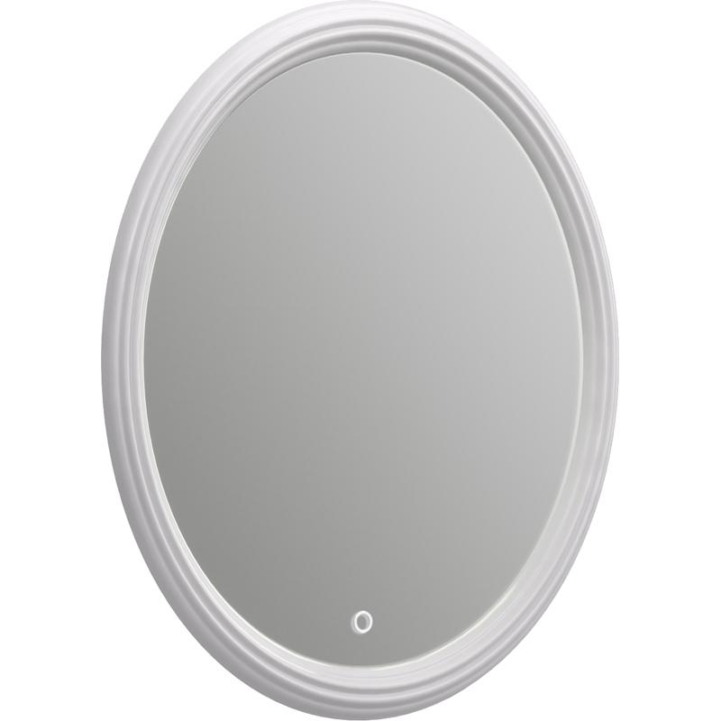 Зеркало Aima Design Pearl 70 Light Белое