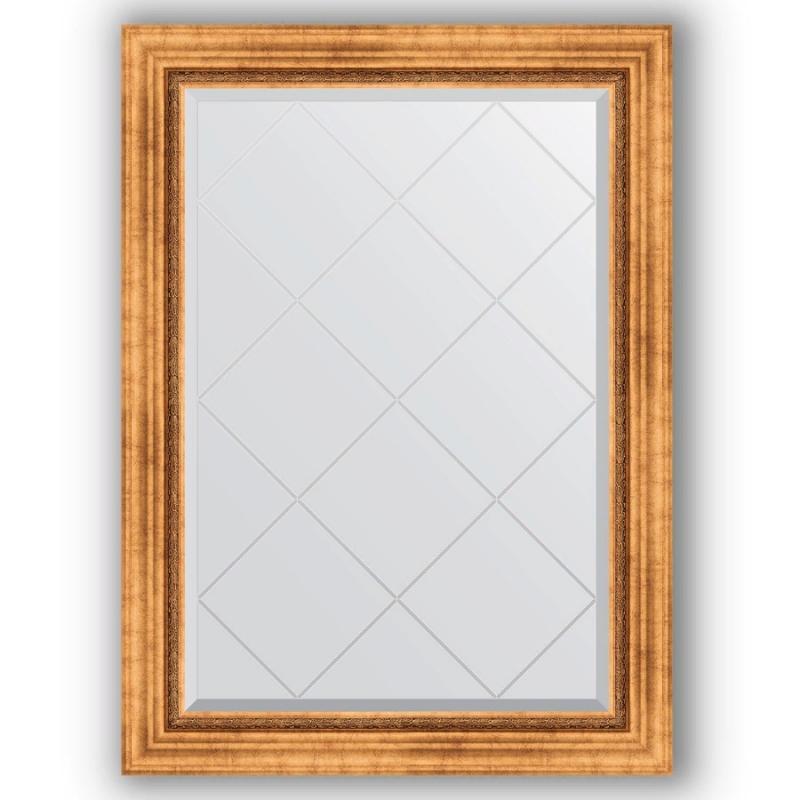 Зеркало Evoform Exclusive-G 104х76 Римское серебро зеркало evoform exclusive g 186х131 римское серебро