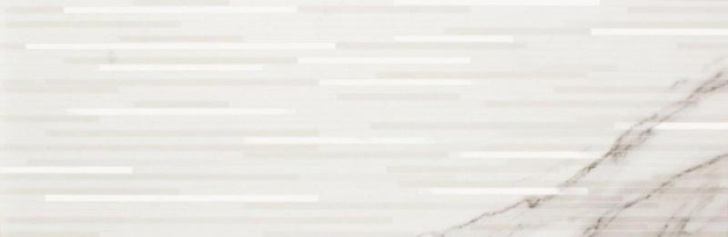 Керамическая плитка Dune Calacatta Carezza Lux настенная 30х90 см