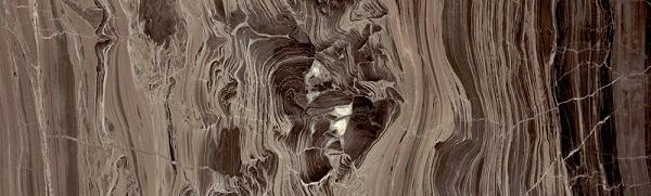 Керамическая плитка Ibero Torino Noce Rec Bis B100 настенная 29x100см фото
