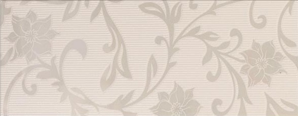 Керамический декор Keramika Modus Allure Damasco Crema B 20х50см стоимость