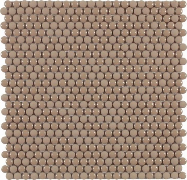 Стеклянная мозаика Dune Glass Mosaics Dots Warm 28,2х28,5 см