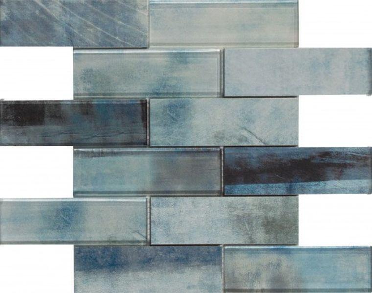 Керамическая мозаика Dune Materia Mosaics Sublime Blue 29,8х29,8 см belated shakespearean mosaics