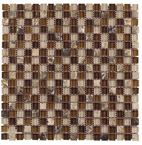Керамическая мозаика Dune Materia Mosaics Safari 30х30 см belated shakespearean mosaics