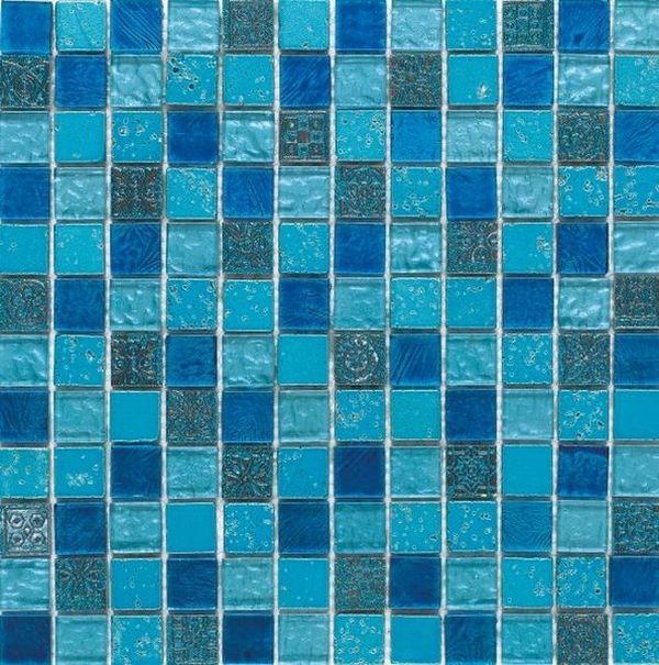 Керамическая мозаика Dune Materia Mosaics Nereida 30х30 см belated shakespearean mosaics