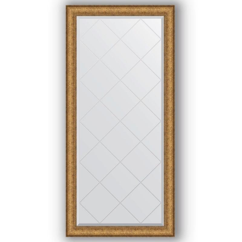 Зеркало Evoform Exclusive-G 156х74 Медный эльдорадо