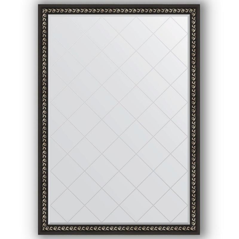 Зеркало Evoform Exclusive-G 185х130 Виньетка античная латунь зеркало evoform exclusive g 185х130 виньетка античная латунь